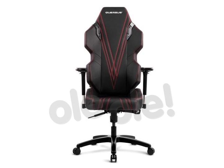 Quersus E303/XR - EVOS 303 (czarno-czerwony)- szybka wysyłka! - Raty 10x0% Fotel gamingowy Fotel biurowy