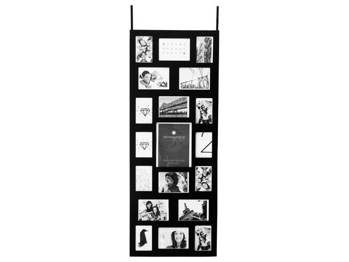 Ramka na 19 zdjęcia, zawieszana na drzwi - galeria do zdjęć