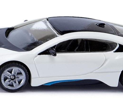 Siku Bmw I8 Trefl Samochody I Pojazdy Zdjecia Pomysly