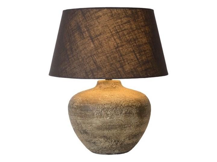 Lucide 47504/81/97 - Lampa stołowa RAMSES 1xE27/60W/230V Lampa nocna Wysokość 48 cm Styl Klasyczny Kategoria Lampy stołowe