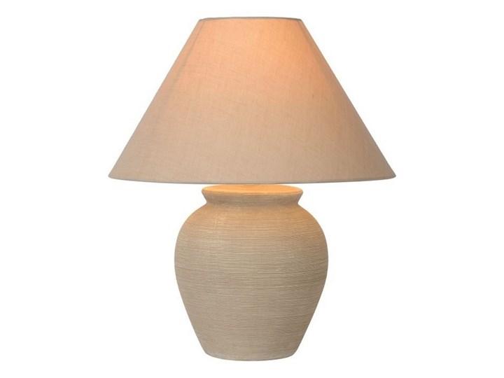 Lucide 47507/81/38 - Lampa stołowa RAMZI 1xE27/60W/230V Lampa nocna Styl Klasyczny Wysokość 42 cm Kategoria Lampy stołowe