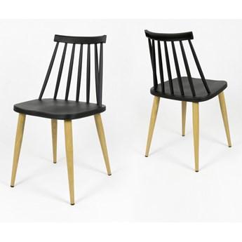 SK Design KR054 Black Chair PRL
