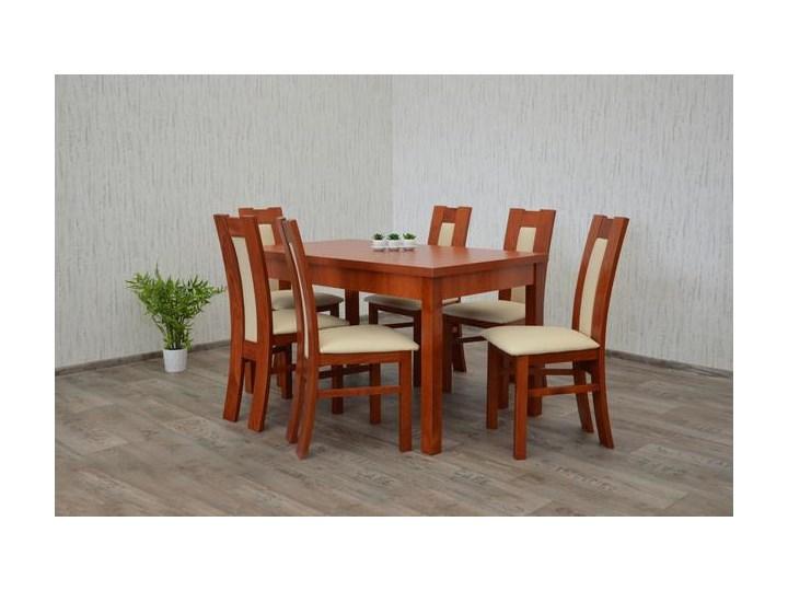 Stół I Krzesła Do Salonu Drewniany