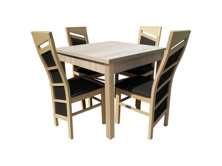 Stół Kwadratowy 90x90 4 Krzesła Stoły Z Krzesłami Zdjęcia