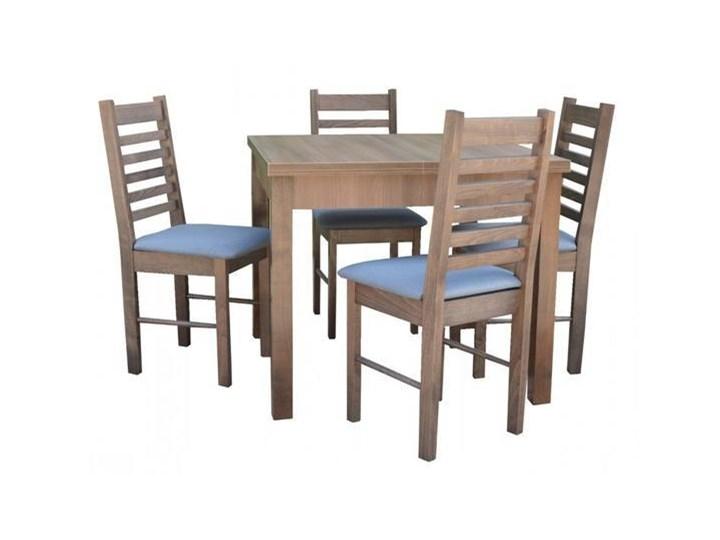 Stół Rozkładany Kwadratowy 90x90 Z Krzesłami Stoły Z Krzesłami