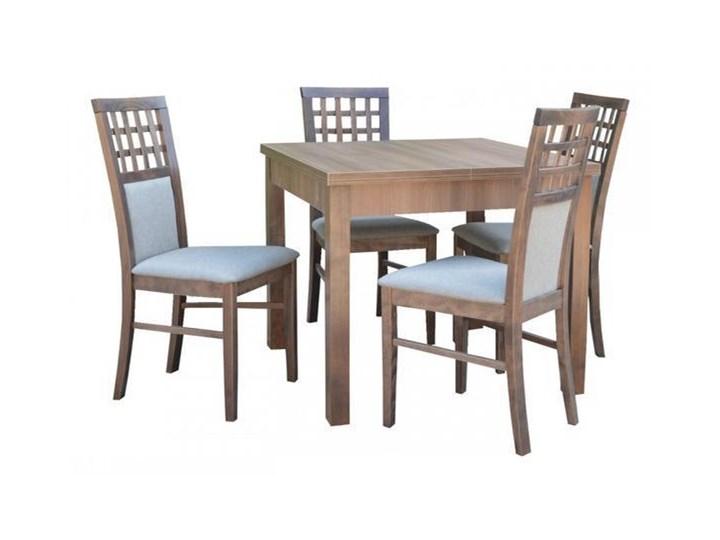 Stół Z Krzesłami 90x90 Rozkładany Do 140cm Stoły Z Krzesłami