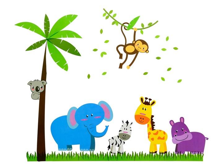 Naklejka Na ścianę Zwierzęta Ws 0167 Naklejki Zdjęcia Pomysły
