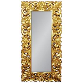Lustro złote Barocco 21    (90 x 180 ) Glamur