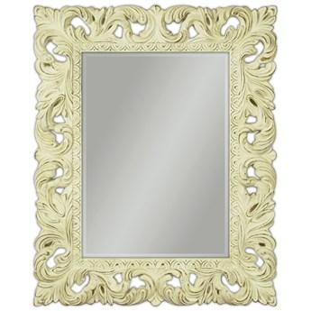 Lustro przecierane  Barocco 58 Glamur