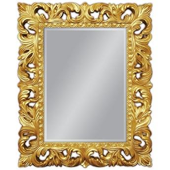 Lustro złote Glamur Barocco 58