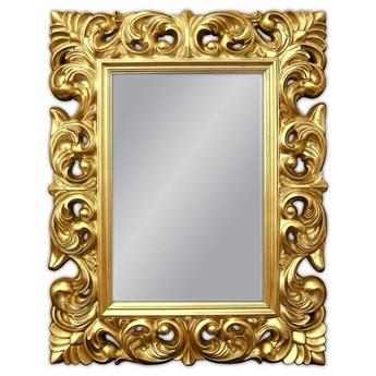 Lustro złote Barocco 49  Glamur (70 x 90 )