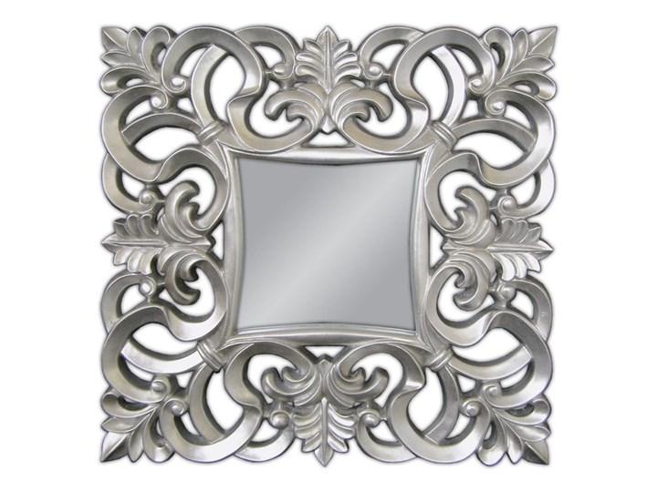 Lustro Barocco 21 ( 76 x 76 ) Silver