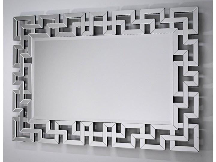 Lustro rama z luster wzór Grecco Mirror Glamur