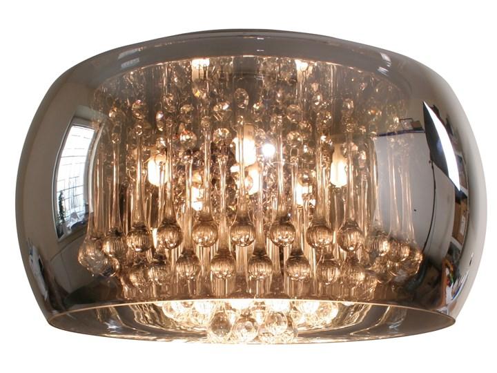 MARIE MX4187-400CH chrom plafon Metal Szkło Ilość źródeł światła >4 źródeł