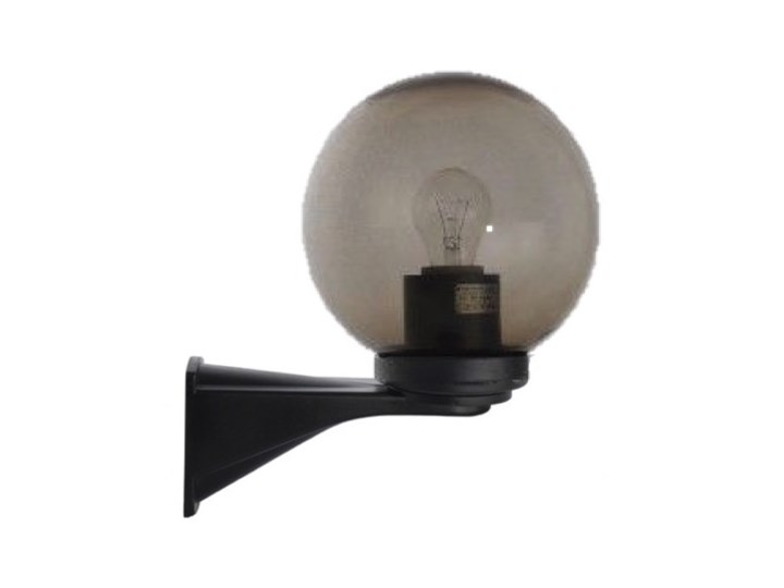 Kula Dymna Kinkiet 1 X 60w E27 Lampa ścienna Zewnętrzna Kula Dymiona