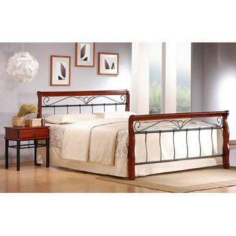 Eleganckie łóżko Delixa 180x200