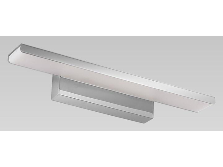 CLARISS kinkiet 1 x 16W LED 3500K 1000LM nowoczesna lampa nad lustro łazienkowa PREZENT 62305