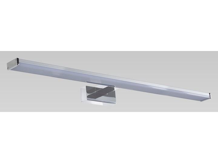 TREMOLO kinkiet 1 x 15W LED 4000K 1200LM nowoczesna prosta lampa nad lustro łazienkowa PREZENT 70202
