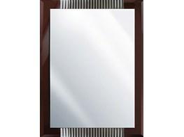 Lustro łazienkowe W Czarnej Ramie Pomysły Inspiracje Z Homebook