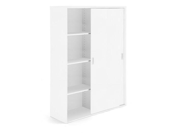 Szafa z drzwiami przesuwnymi Modulus XL 1600x1200 mm biała