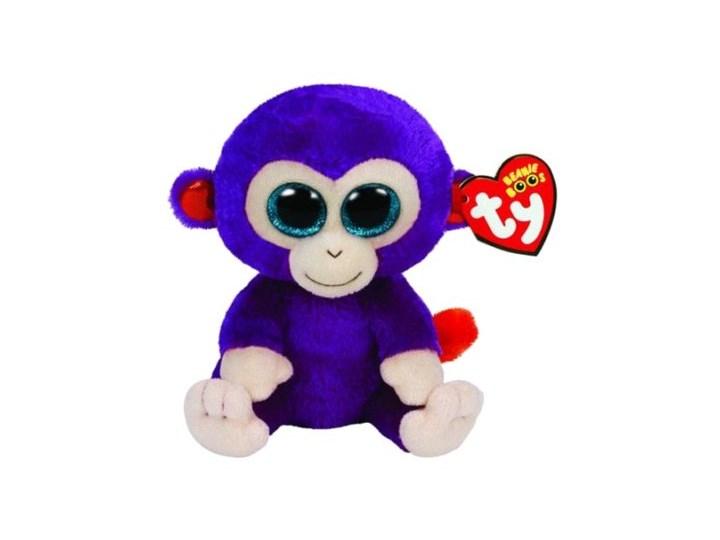 Maskotka TY INC Beanie Boos Grapes - Fioletowa Małpka 24cm 37045 Małpki Kategoria Maskotki i pluszaki