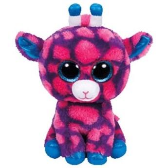 Maskotka TY INC Beanie Boos Sky High - Różowa Żyrafa 24 cm 36824