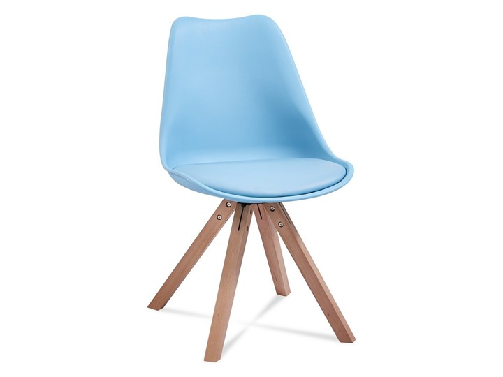 e6bb80cba7f7 krzesło OLSEN jasny niebieski buk Bettso - Krzesła kuchenne ...