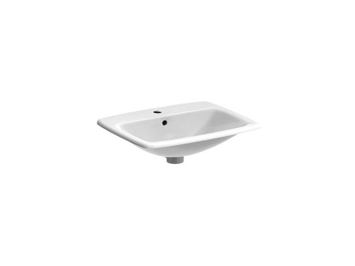 Umywalka Wpuszczana W Blat 55 Koło Nova Pro Umywalki Zdjęcia
