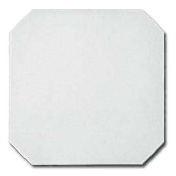 Octagon Blanco Mate 20x20