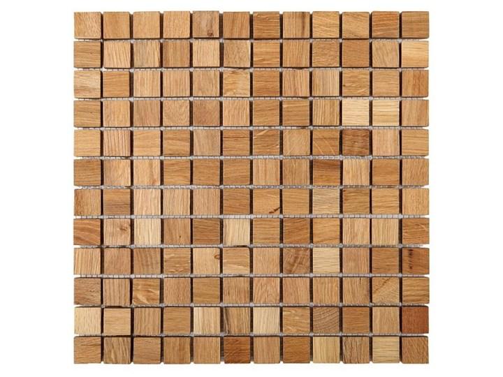 OAK AL 25 31,7x31,7 Płytki ścienne Płytki podłogowe Kwadrat Mozaika Płytki kuchenne Wzór Geometryczny