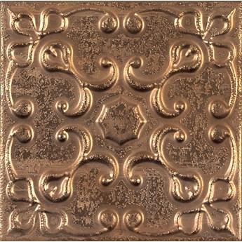 Aged Copper Ornato 20x20 płytki dekoracyjne