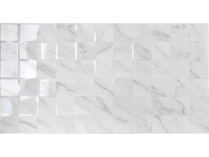 RLV Agora Blanco 31,6x60 płytki marmuropodobne Płytka bazowa 31,6x60 cm Kwadrat Płytki ścienne Prostokąt Płytki łazienkowe Kolor Szary