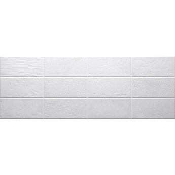 Mosaico Bahia Blanco 25x70