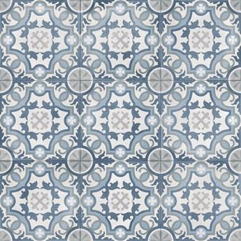 Bondi Mirror Natural 59,2x59,2 płytki patchwork