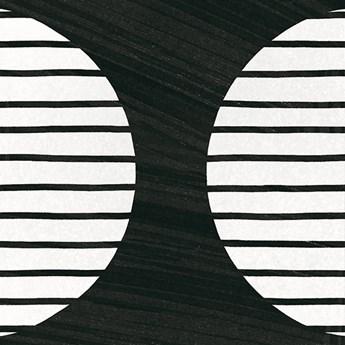 Caprice Deco Moonline B&W 20x20 płytka patchworkowa