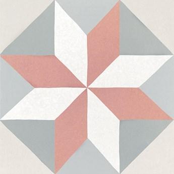 Caprice Deco Magic Pastel 20x20 płytka patchworkowa