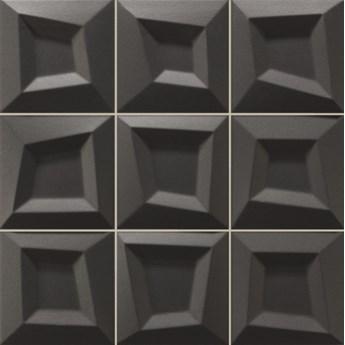 Frame Negro 33x33