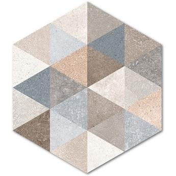 Hexágono Fingal 23x26,6