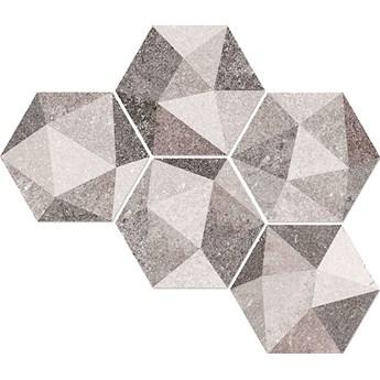 Hexágono Luton Multicolor 23x26,6