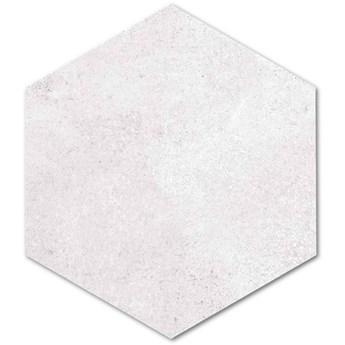 Hexágono Rift Blanco 23x26,6