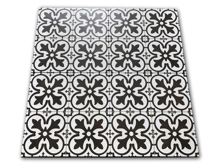 Boulevard Negro 45x45 płytki patchwork 45x45 cm Płytki podłogowe Płytki ścienne Kwadrat Powierzchnia Matowa Gres Kolor Czarny