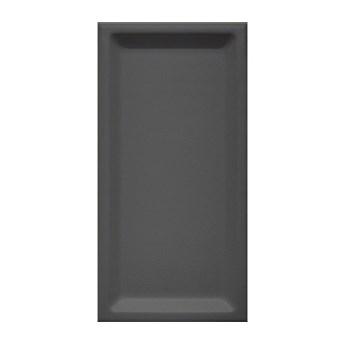 Inset M Black Matt 12,5x25