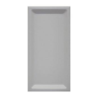 Inset M Grey Gloss 12,5x25