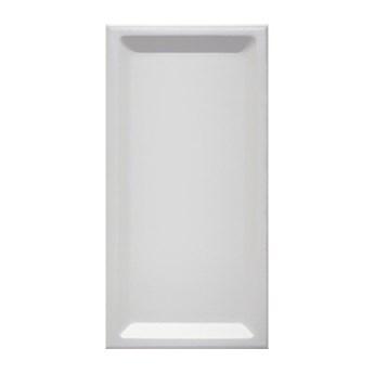 Inset M White Matt 12,5x25