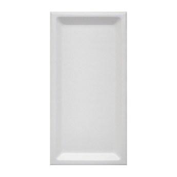 Inset M White Gloss 12,5x25