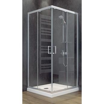 Kabina prysznicowa kwadratowa Modern 80x80x185