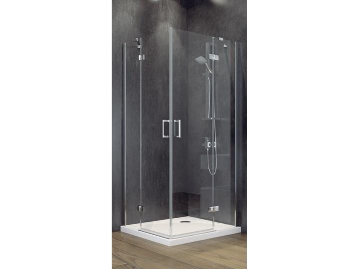 Kabina prysznicowa kwadratowa Viva 80x80x195 Szerokość 80 cm