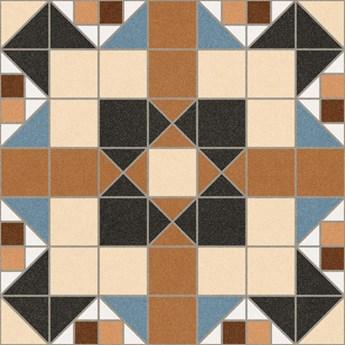 Merton Marron 31,6x31,6