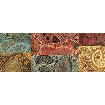 Montblanc PAISLEY A 44,63x119,30 płytki dekoracyjne