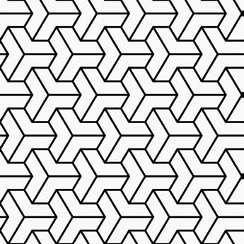 Moving Black 20x20 płytki ścienne